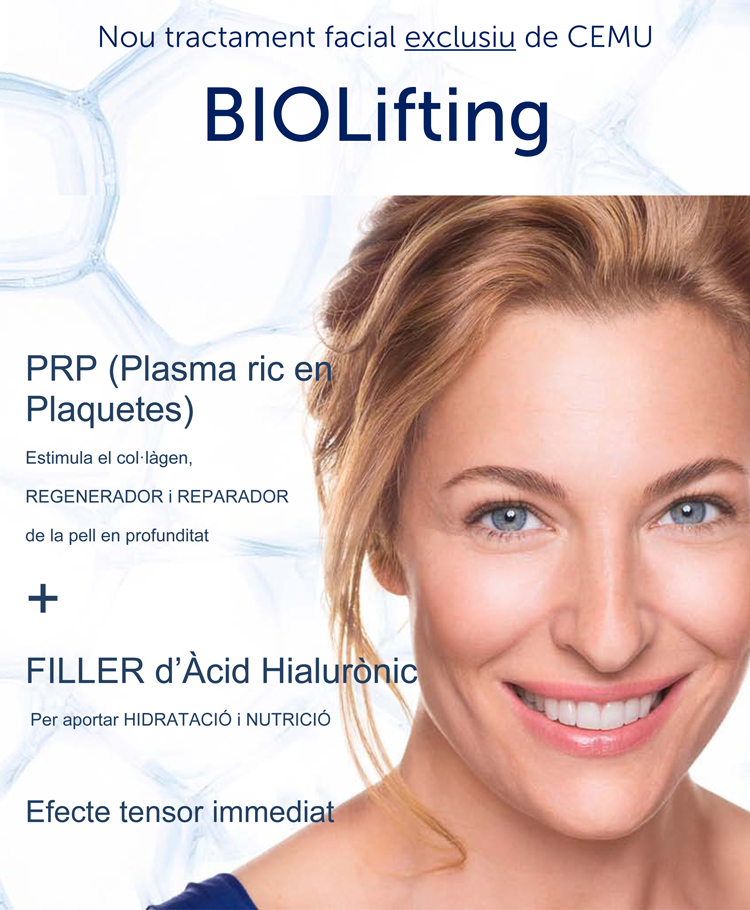 NOU TRACTAMENT! BIOLifting Repair